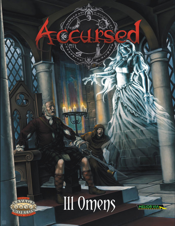 Savage Worlds: Accursed - I11 Omens
