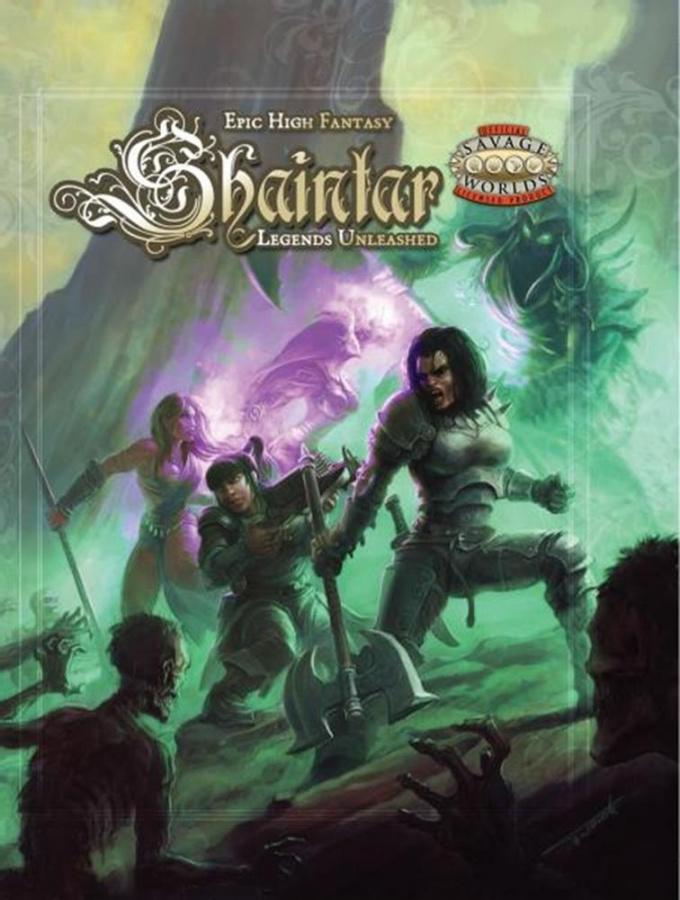 Shaintar: Legends Unleashed