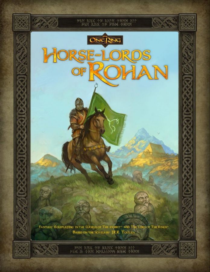 The One Ring: Horse-Lords of Rohan