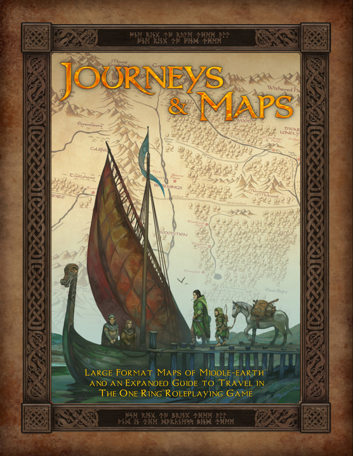 One Ring - Journeys and Maps
