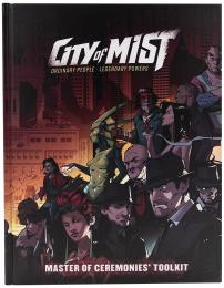 City of Mist: Master of Ceremonies' Toolkit