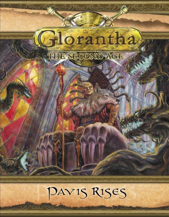 Glorantha: Pavis Rises
