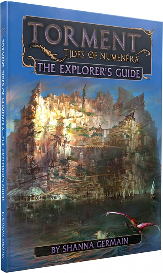 Torment: Tides of Numenera - The Explorer's Guide