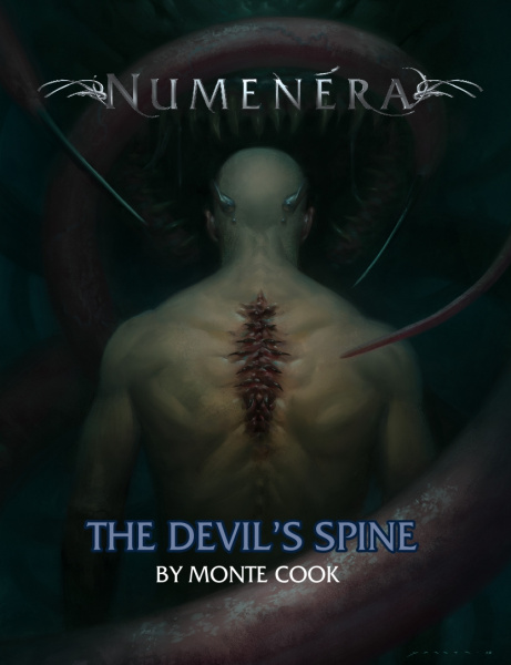 Numenera The Devil's Spine