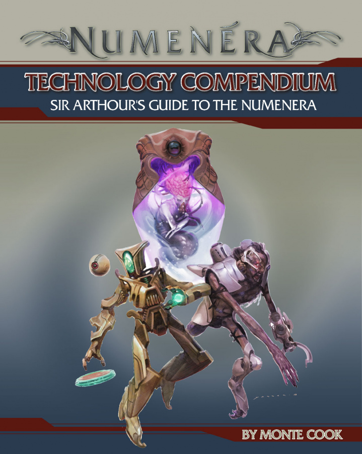 Numenera Technology Compedium