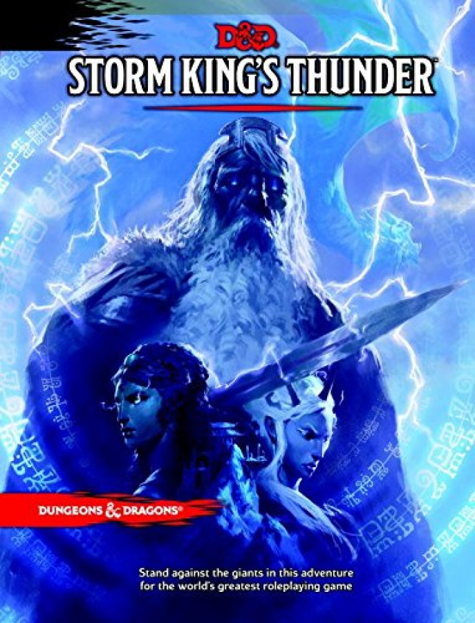 Dungeons & Dragons: Dungeon Master's Screen - Storm King's Thunder