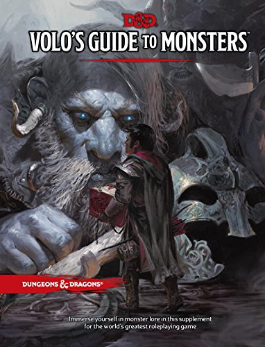 Dungeons & Dragons: Volo's Guide to Monsters (edycja angielska)