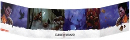 Dungeons & Dragons: Dungeon Master's Screen - Curse of Strahd