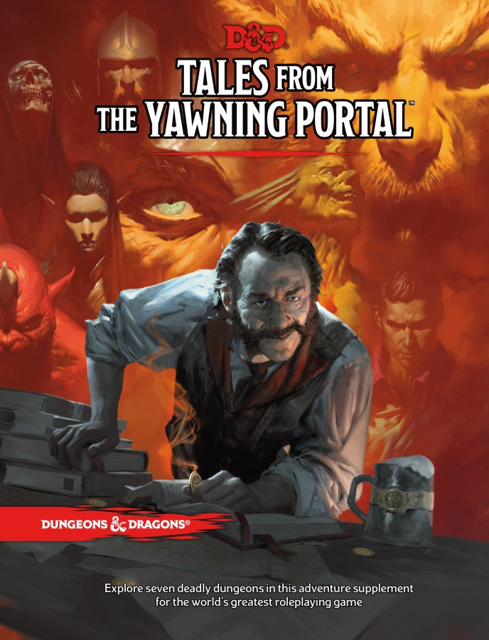 Dungeons & Dragons: Tales from the Yawning Portal (edycja angielska)