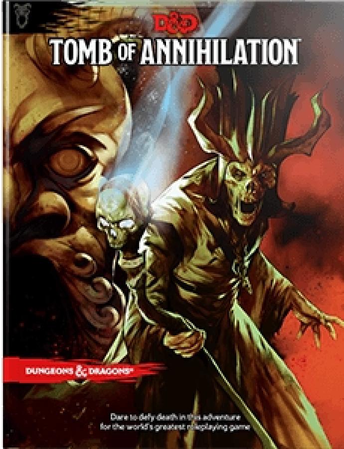 Dungeons & Dragons: Tomb of Annihilation (edycja angielska)