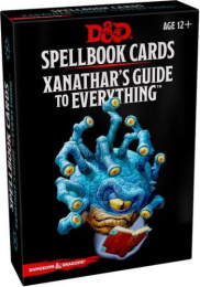 Dungeons & Dragons: Spellbook Cards - Xanathar's Guide to Everything (edycja angielska)