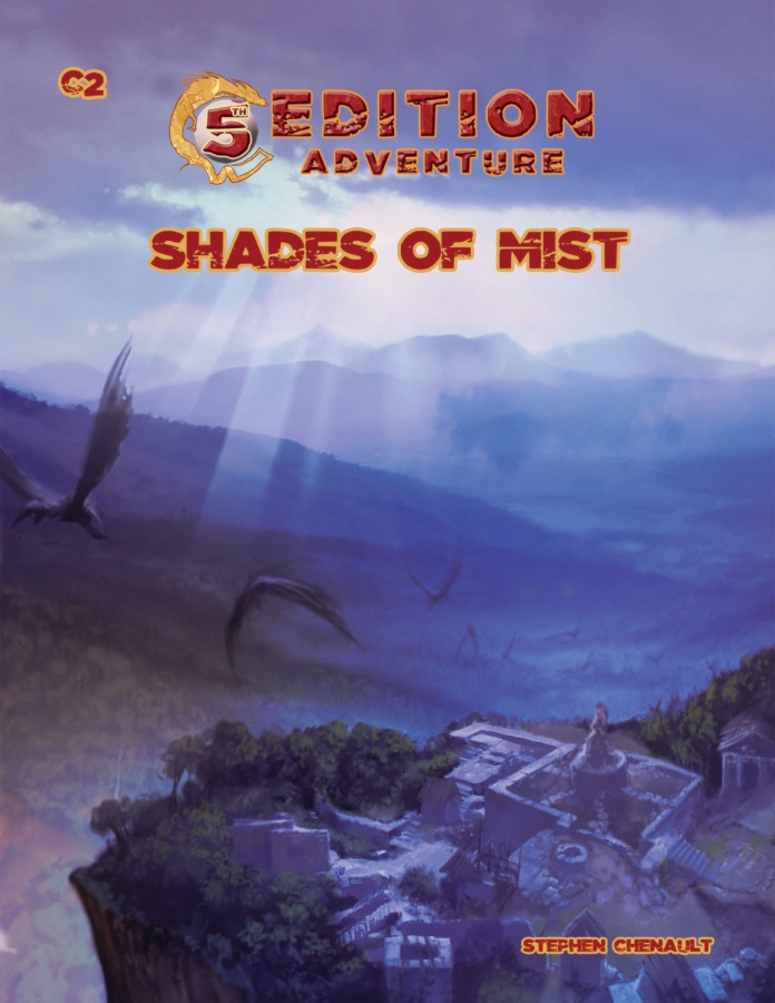 5th Edition Adventure - Shades of Mist (C2)