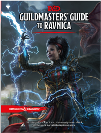 Dungeons & Dragons: Guildmasters' Guide to Ravnica (edycja angielska)