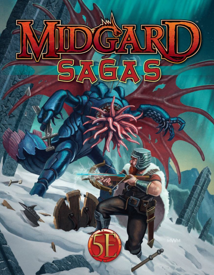 Midgard Sagas (5th Edition)
