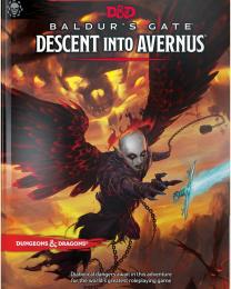 Dungeons & Dragons: Baldur's Gate - Descent Into Avernus (edycja angielska)