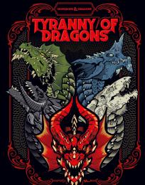 Dungeons & Dragons: Tyranny of Dragons (edycja angielska)