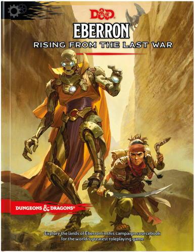 Dungeons & Dragons: Eberron - Rising from the Last War (edycja angielska)