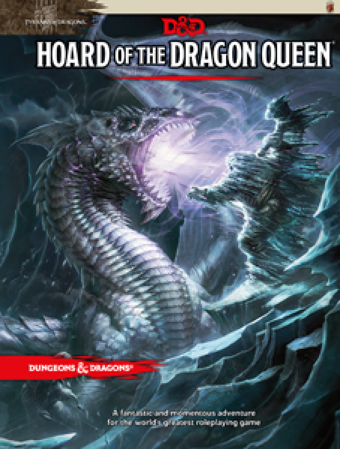 Dungeons & Dragons: Hoard of the Dragon Queen (edycja angielska)