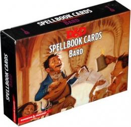 Dungeons & Dragons: Spellbook Cards - Bard (edycja angielska)