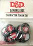 Dungeons & Dragons: Gaming Aids - Character Token Set (edycja angielska)