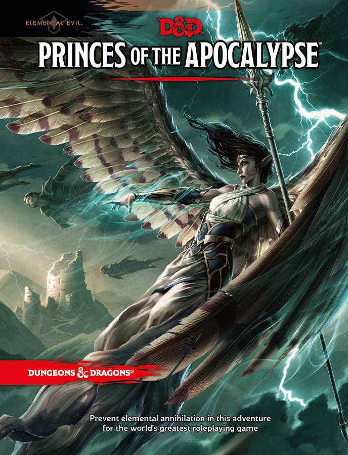 Dungeons & Dragons: Princes of the Apocalypse (edycja angielska)