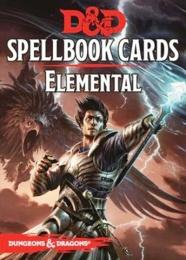 Dungeons & Dragons: Spellbook Cards - Elemental (edycja angielska)