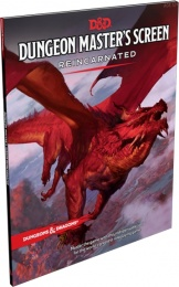 Dungeons & Dragons: Dungeon Master's Screen - Reincarnated
