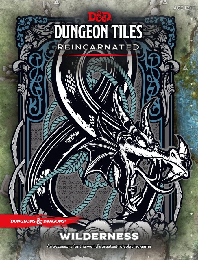 Dungeons & Dragons: Dungeon Tiles - Reincarnated - Wilderness