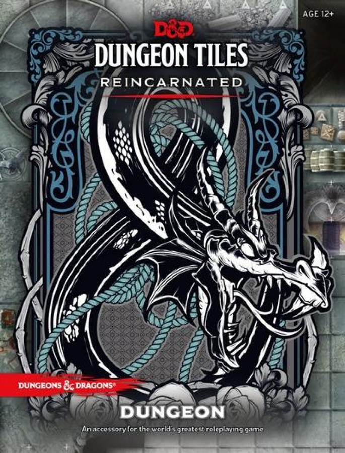 Dungeons & Dragons: Dungeon Tiles - Reincarnated - Dungeon