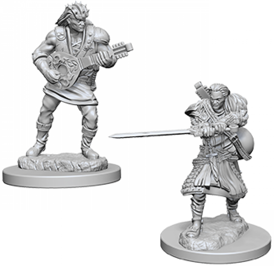 Dungeons & Dragons: Nolzur's Marvelous Miniatures - Human Bard