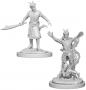 Dungeons & Dragons: Nolzur's Marvelous Miniatures - Male Tiefling Warlock