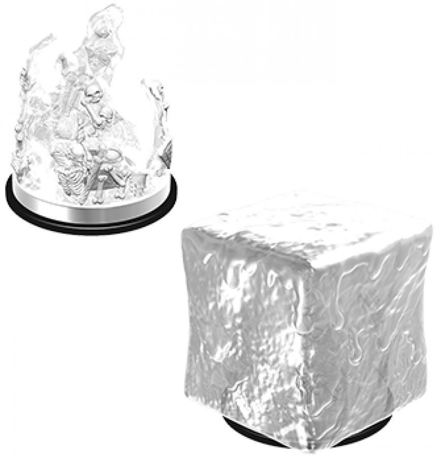 Dungeons & Dragons: Nolzur's Marvelous Miniatures - Gelatinous Cube