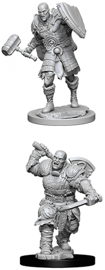 Dungeons & Dragons: Nolzur's Marvelous Miniatures - Goliath Fighter