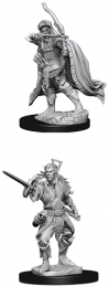 Dungeons & Dragons: Nolzur's Marvelous Miniatures - Elf Rogue
