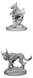 Dungeons & Dragons: Nolzur's Marvelous Miniatures - Blink Dogs