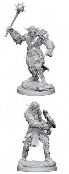 Dungeons & Dragons: Nolzur's Marvelous Miniatures - Bugbears
