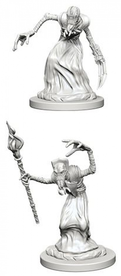 Dungeons & Dragons: Nolzur's Marvelous Miniatures - Mind Flayers