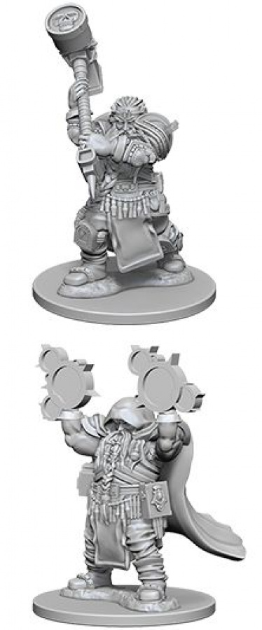 Dungeons & Dragons: Nolzur's Marvelous Miniatures - Dwarf Cleric