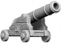 WizKids Deep Cuts: Unpainted Miniatures - Cannons
