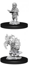 Pathfinder Battles: Deep Cuts - Male Gnome Sorcerer