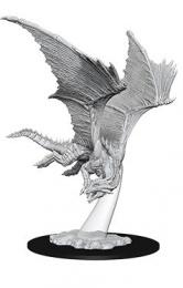 Dungeons & Dragons: Nolzur's Marvelous Miniatures - Young Bronze Dragon