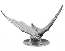 Dungeons & Dragons: Nolzur's Marvelous Miniatures - Young Brass Dragon