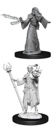 Dungeons & Dragons: Nolzur's Marvelous Miniatures - Elf Wizard