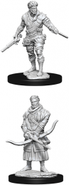 Dungeons & Dragons: Nolzur's Marvelous Miniatures - Male Human Rogue