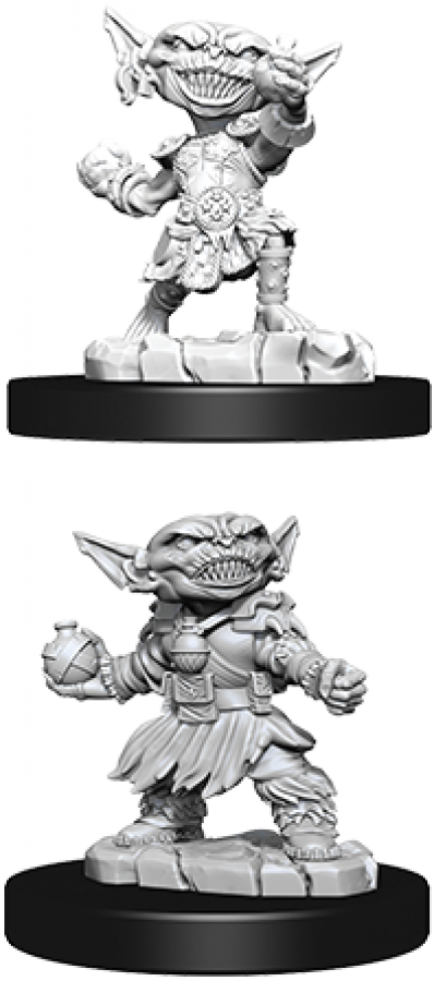 Pathfinder Battles: Deep Cuts - Female Goblin Alchemist