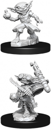 Pathfinder Battles: Deep Cuts - Male Goblin Alchemist