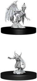 Dungeons & Dragons: Nolzur's Marvelous Miniatures - Imp & Quasit