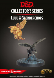 Dungeons & Dragons: Collector's Series - Lulu and Slobberchops