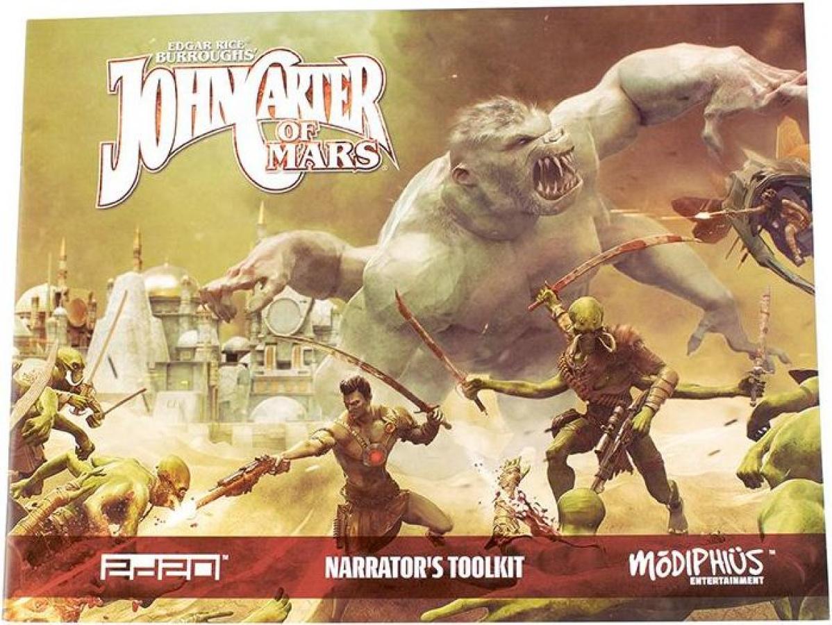 John Carter of Mars: Narrator's Toolkit