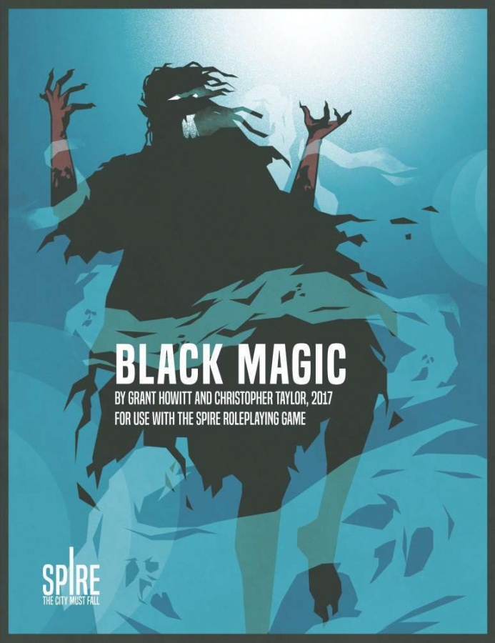Spire RPG: Black Magic Source Book